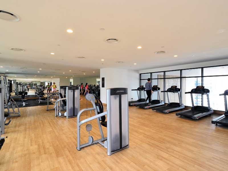 hard wearing wood floor coverings for gyms
