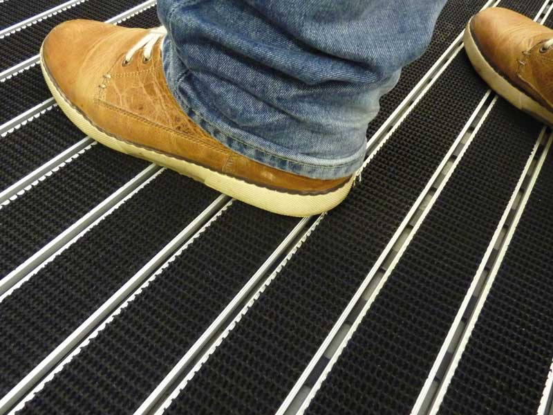 We supply all types of leisure industry flooring