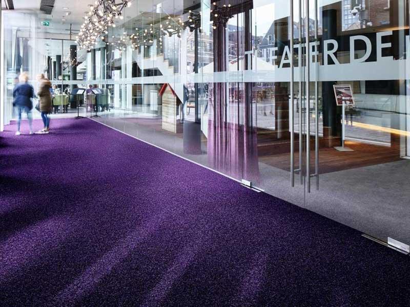 Matting for foyers