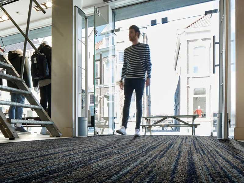 Office matting