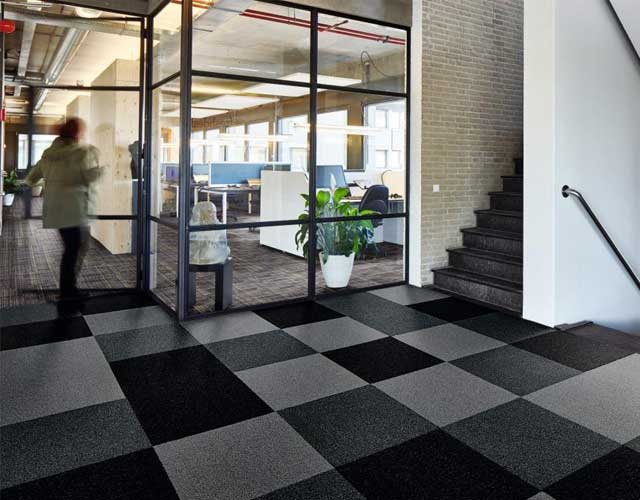 Matting for offices