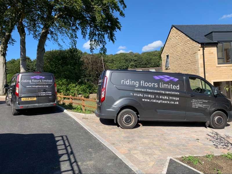 Riding Floors Nationwide Flooring Contractors